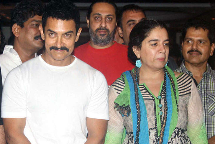 Aamir reena divorce @TheRoyaleIndia