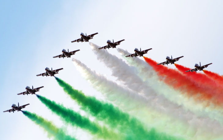Air force republic day @TheRoyaleIndia