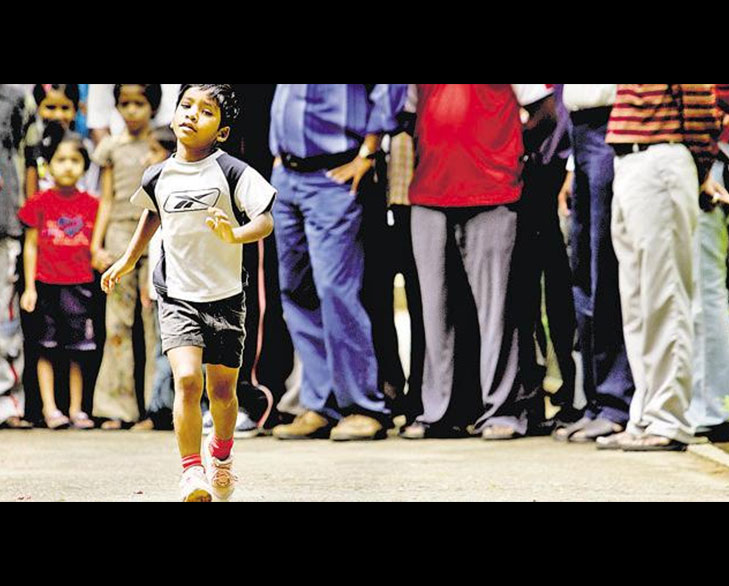Budhia singh young runner @TheRoyaleIndia
