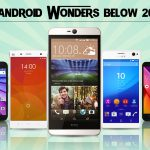 Top 5 Android Phones Under 20K