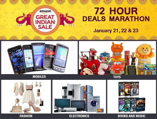 Amazon Great Indian Sale @TheRoyaleIndia