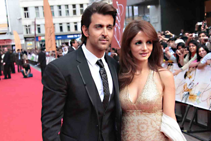 Hrithik suzanne 17 years relation