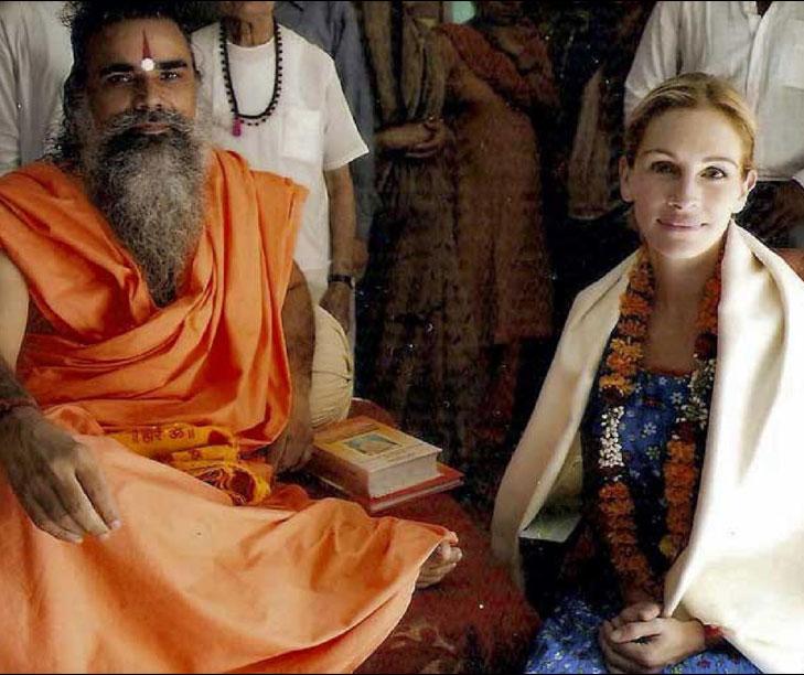 Julia practice hinduism @TheRoyaleIndia