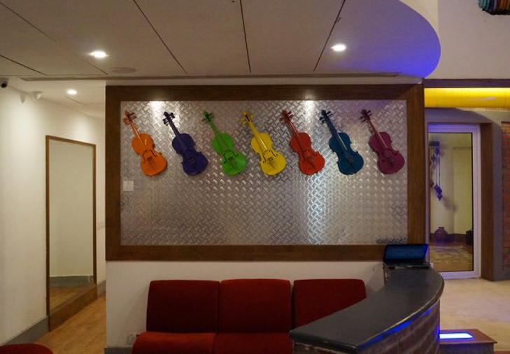 K m music conservatory rahman @TheRoyaleIndia