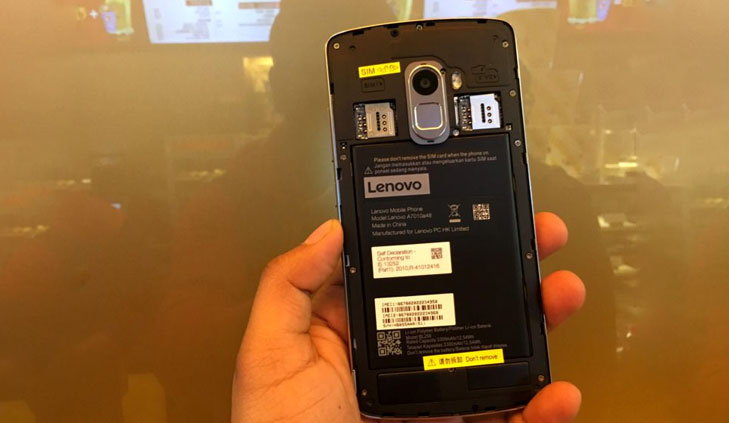 Lenovo k4 dual sim @TheRoyaleIndia