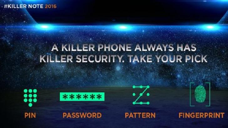 lenovo k4 security @TheRoyaleIndia