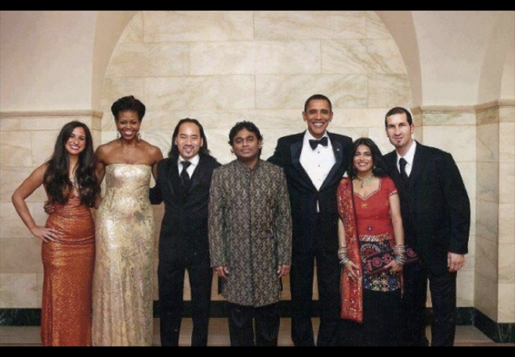 Rahman obama @TheRoyaleIndia