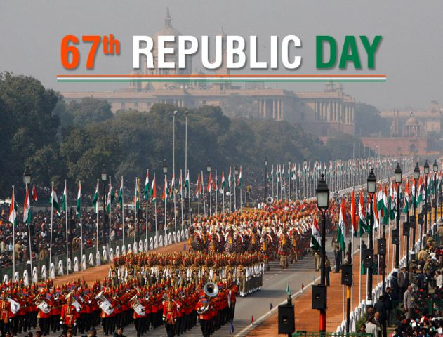 Facts about republic day @TheRoyaleIndia