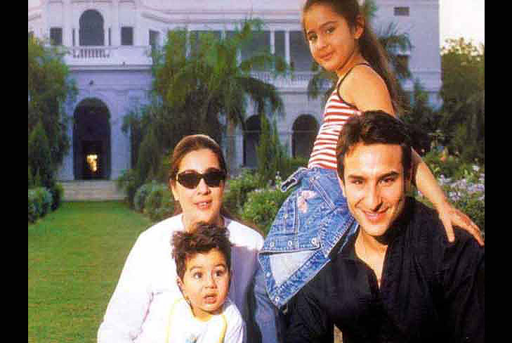 Saif amrita divorce @TheRoyaleIndia