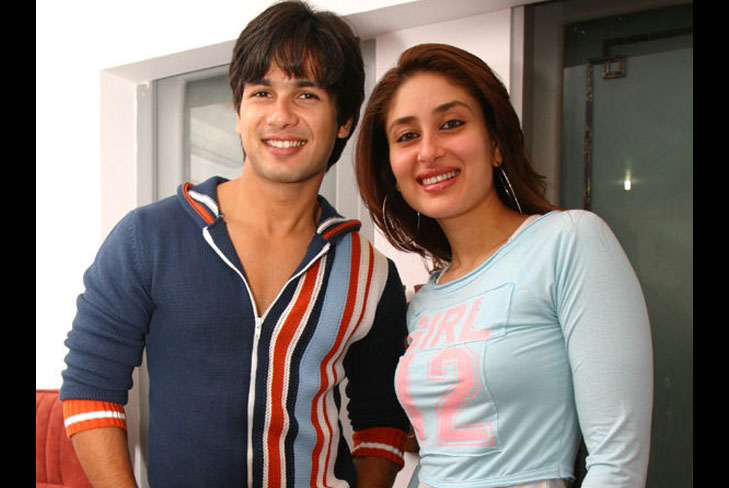 Shahid kareena breakup