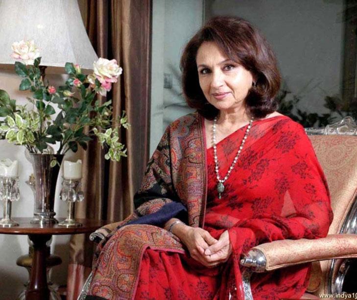 Sharmila tagore mansoor khan @TheRoyaleIndia