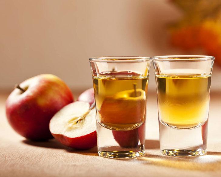 Apple cider vinegar @TheRoyaleIndia