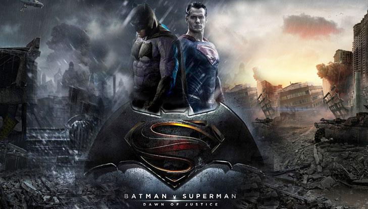 Batman vs superman dawn of injustice @TheRoyaleIndia