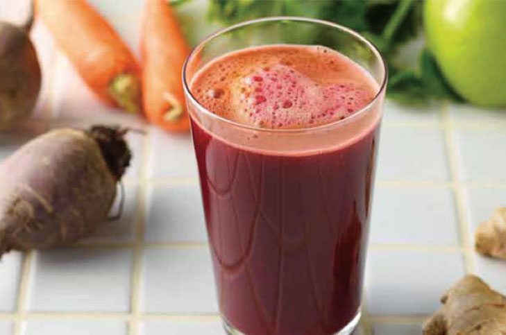 Beetroot carrot juice weight loss @TheRoyaleIndia