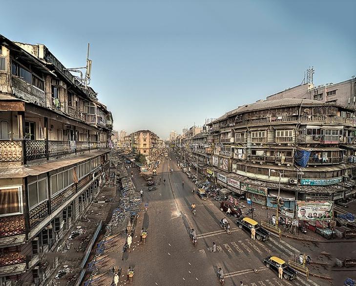 Bhendi bazar mumbai @TheRoyaleIndia