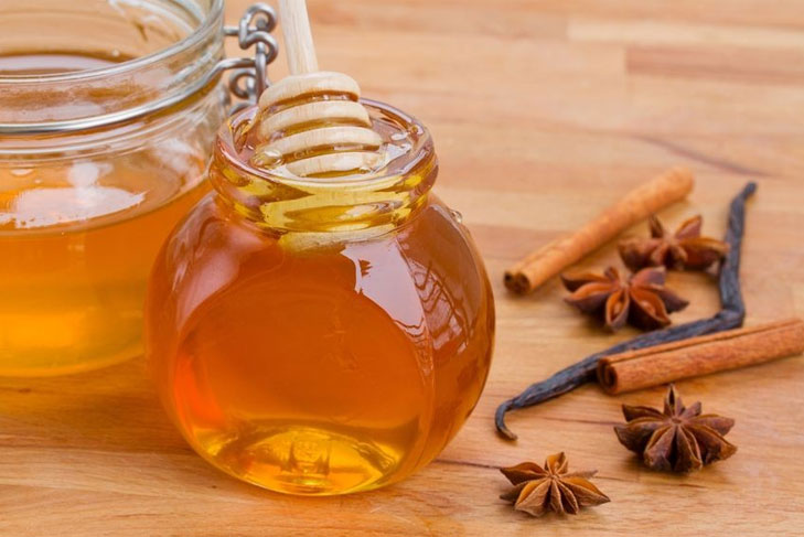 Cinnamon honey weight lose @TheRoyaleIndia