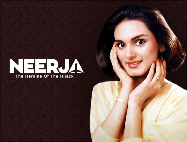 facts about Neerja Bhanot @TheRoyaleIndia