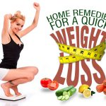 9 Home Remedies For A Super-Quick Weight Loss