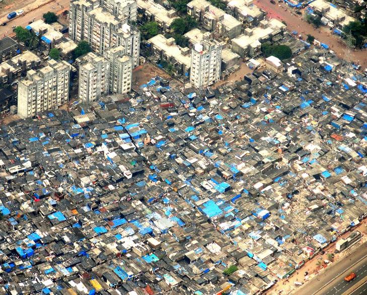 Dharavi mumbai @TheRoyaleIndia