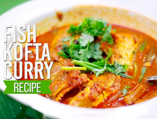 Fish Kofta Curry Recipe @TheRoyaleIndia