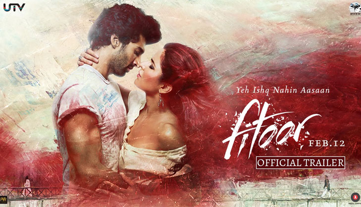 Fitoor 12th feb romantic @TheRoyaleIndia