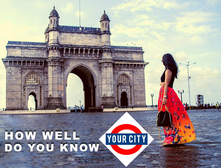 How Well Do You Know Your City @TheRoyaleIndia