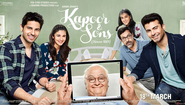 Kapoor and sons movie march @TheRoyaleIndia