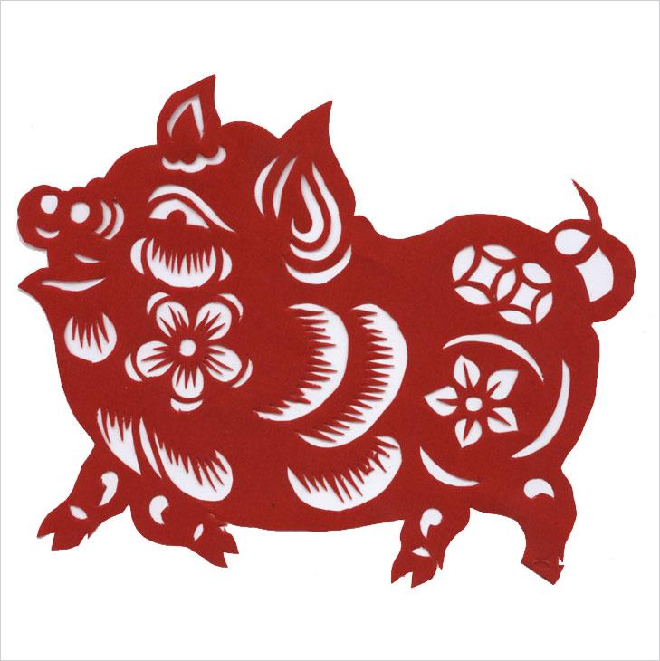Pig chinese zodiac @TheRoyaleIndia