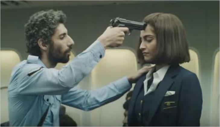 Sonam gun point @TheRoyaleIndia