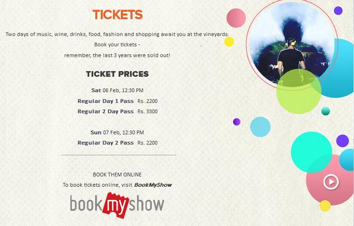 sula bookmyshow tickets @TheRoyaleIndia