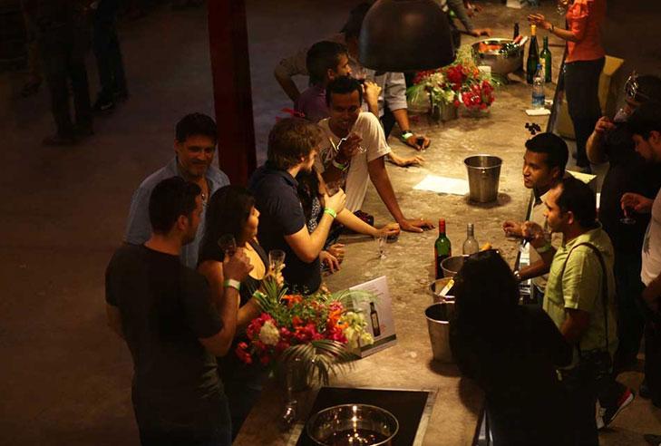 Sula fest wine @TheRoyaleIndia