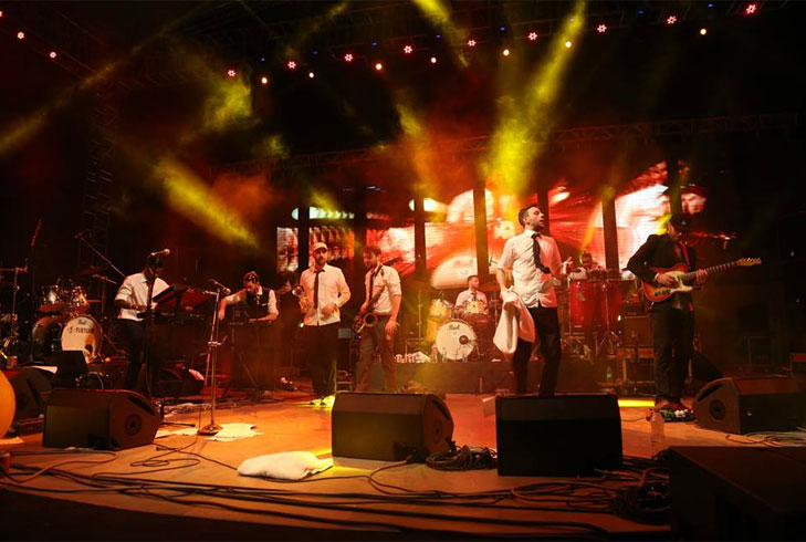 Sula rock music @TheRoyaleIndia