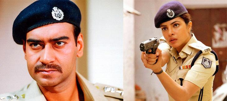 Ajay devgan priyanka chopra gangajal cops @TheRoyaleIndia