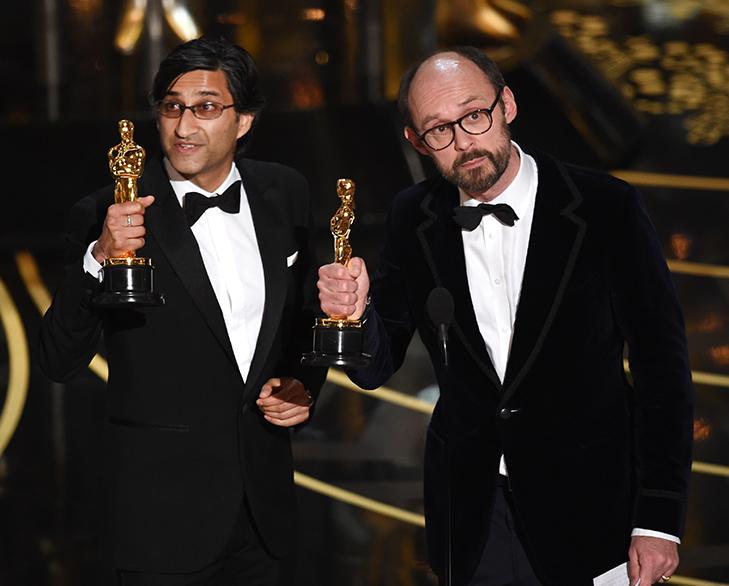 Amy wins best documentary oscar @TheRoyaleIndia