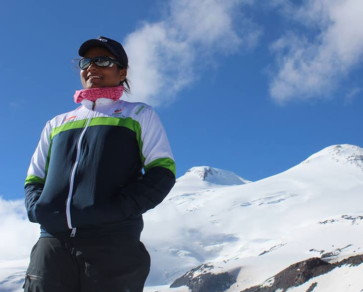 Arunima sinha mount everest @TheRoyaleIndia