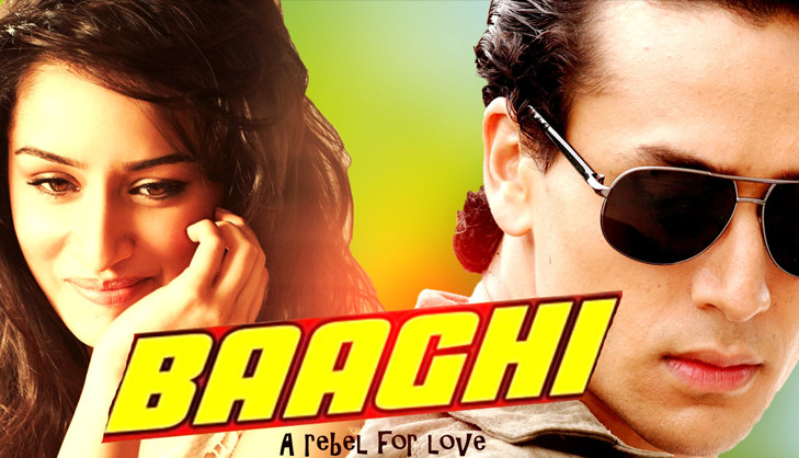 Baaghi tiger shroff movie releasing april @TheRoyaleIndia