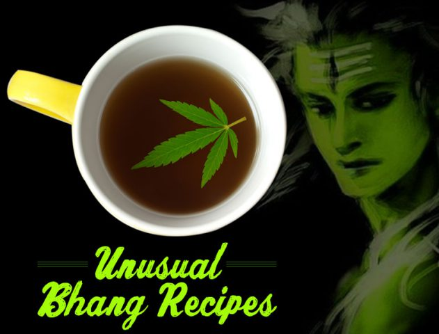 bhang Recipes for Mahashivratri @TheRoyaleIndia