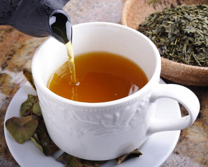 Cannabis tea @TheRoyaleIndia