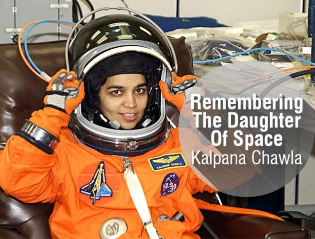 Kalpana Chawla @TheRoyaleIndia