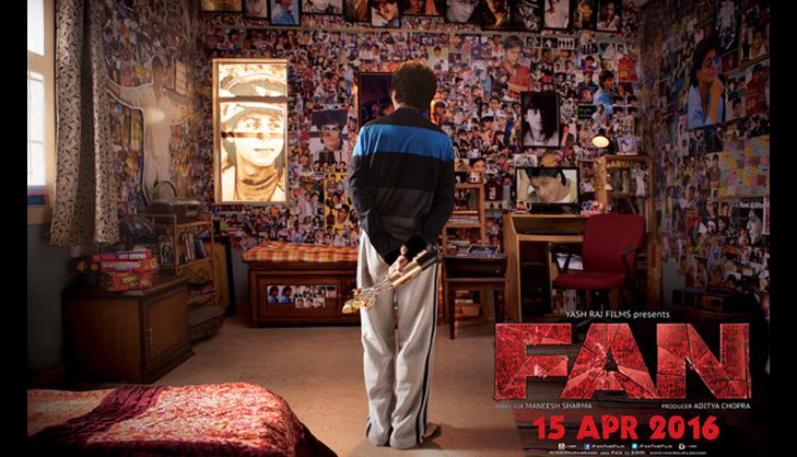 Fan shahrukh movie 15th april @TheRoyaleIndia
