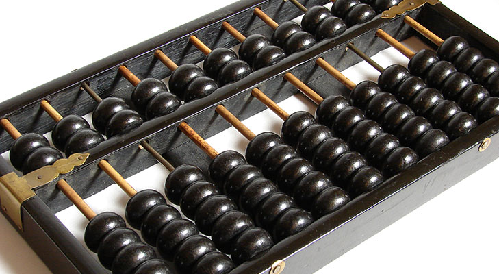Feng shui abacus gifts @TheRoyaleIndia