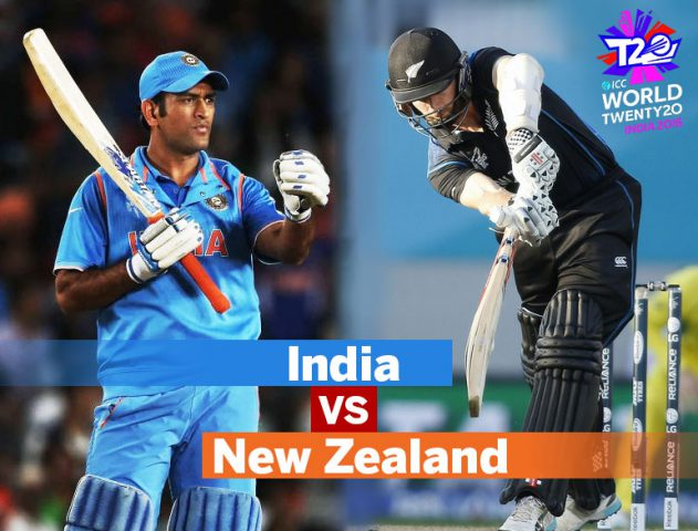 New Zealand defeats India at T20 World Cup 2016 @TheRoyaleIndia