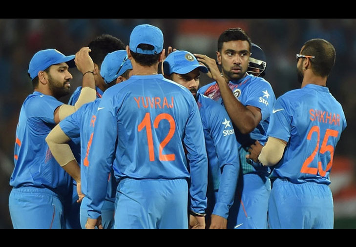 Indian innnings T20 world cup @TheRoyaleIndia