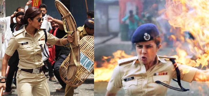 Jai gangajal stunts @TheRoyaleIndia