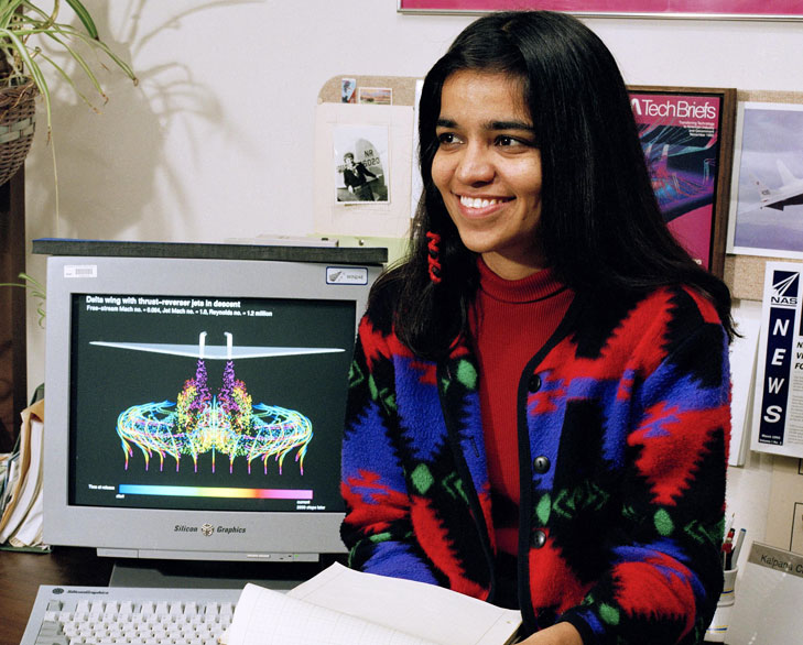 Kalpana chawla nasa scientist