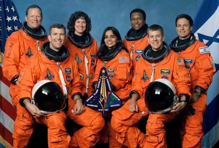 Kalpana chawla team seven @TheRoyaleIndia