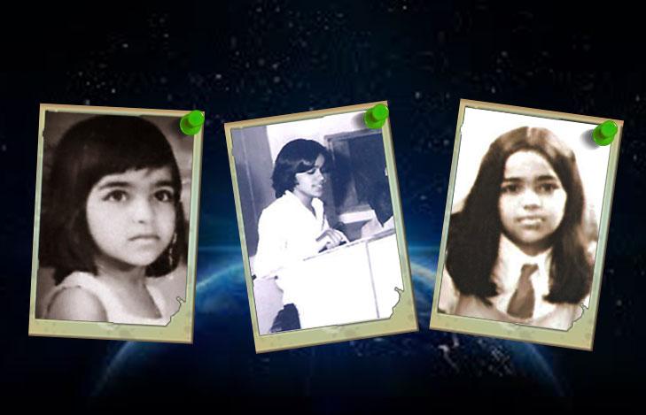Kalpana chawla young