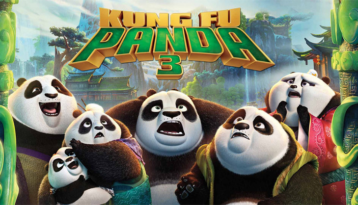 Kung fu panda 3 releasing april @TheRoyaleIndia