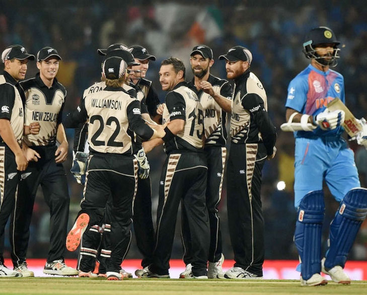 New zealand won T20 india @TheRoyaleIndia