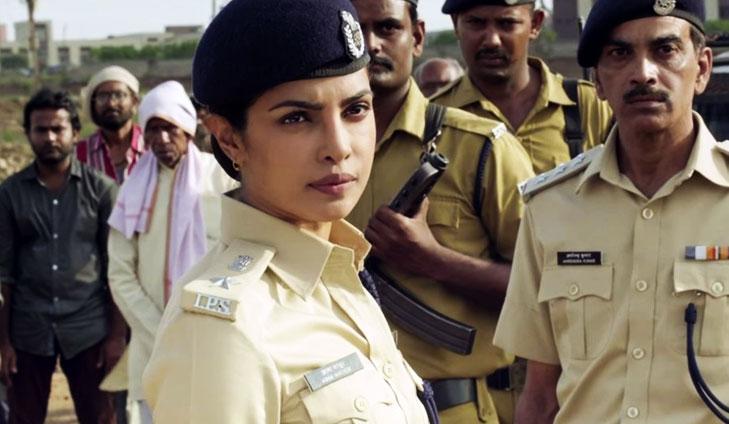Priyanka jai gangajal police officer @TheRoyaleIndia